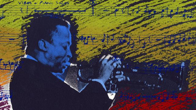 Miles Davis Siebdruck Serie weiss