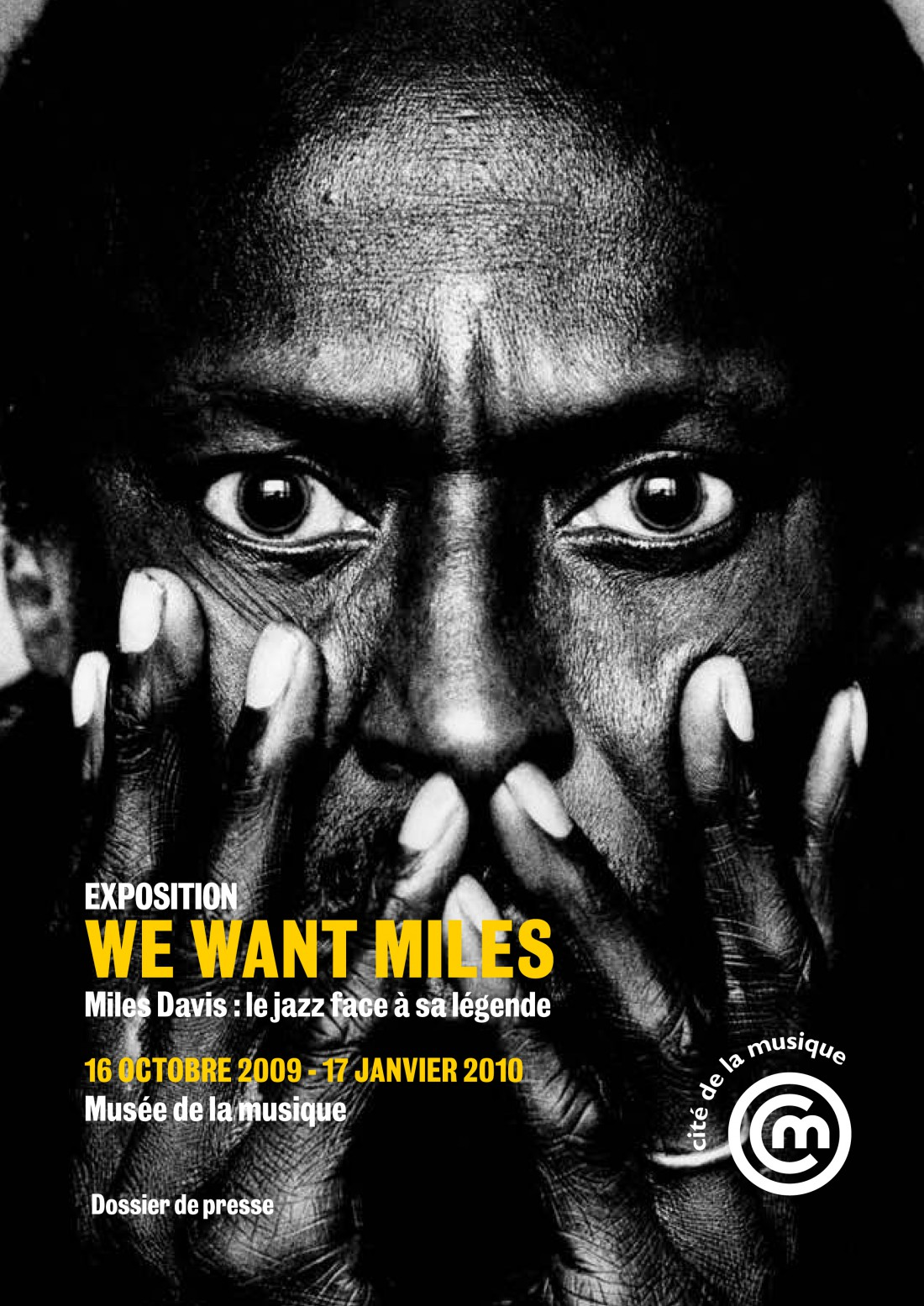 Miles Davis Ausstellung WE WANT MILES